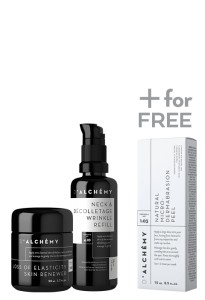 Face & Neck 3D-Lift Duo + Natural Peel for FREE