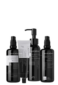 Ultimate  Cleansing & Exfoliation value-set